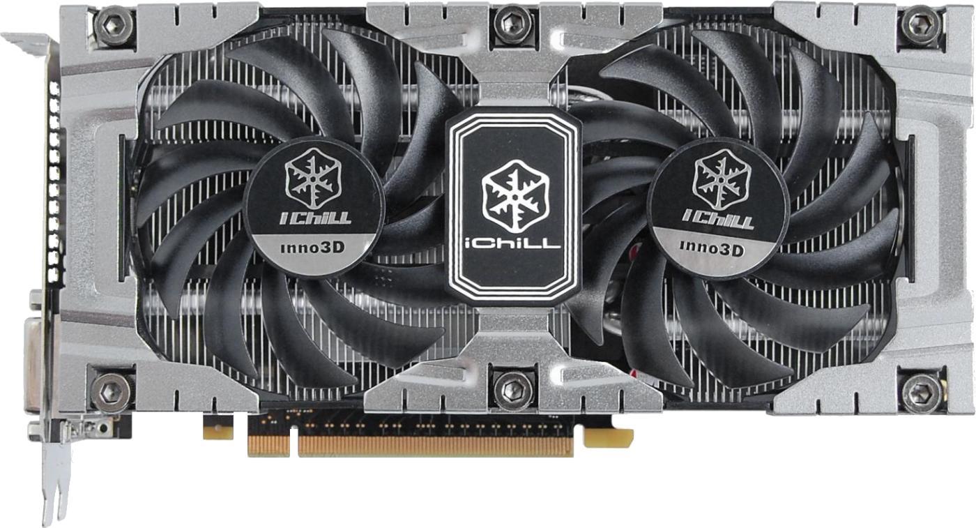 Inno3D GeForce iChill GTX 650 Ti Boost HerculeZ 2000 1GB