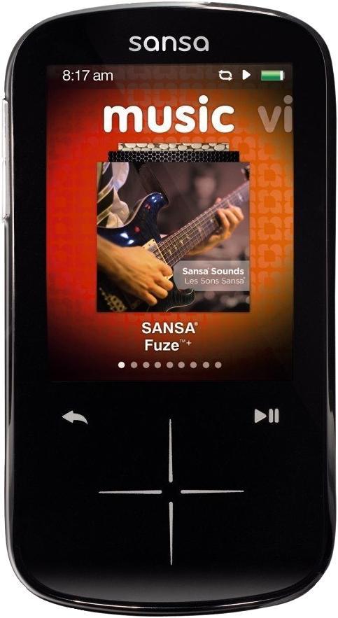 SanDisk Sansa Fuze+ 4GB
