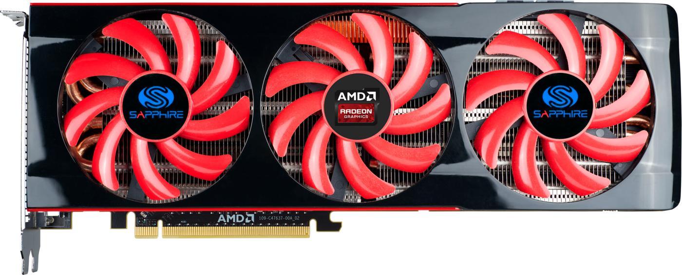 Sapphire Radeon HD 7990