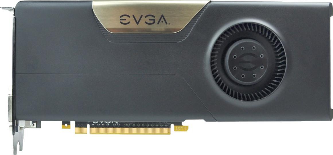 EVGA GeForce GTX 780 w/ EVGA Cooler