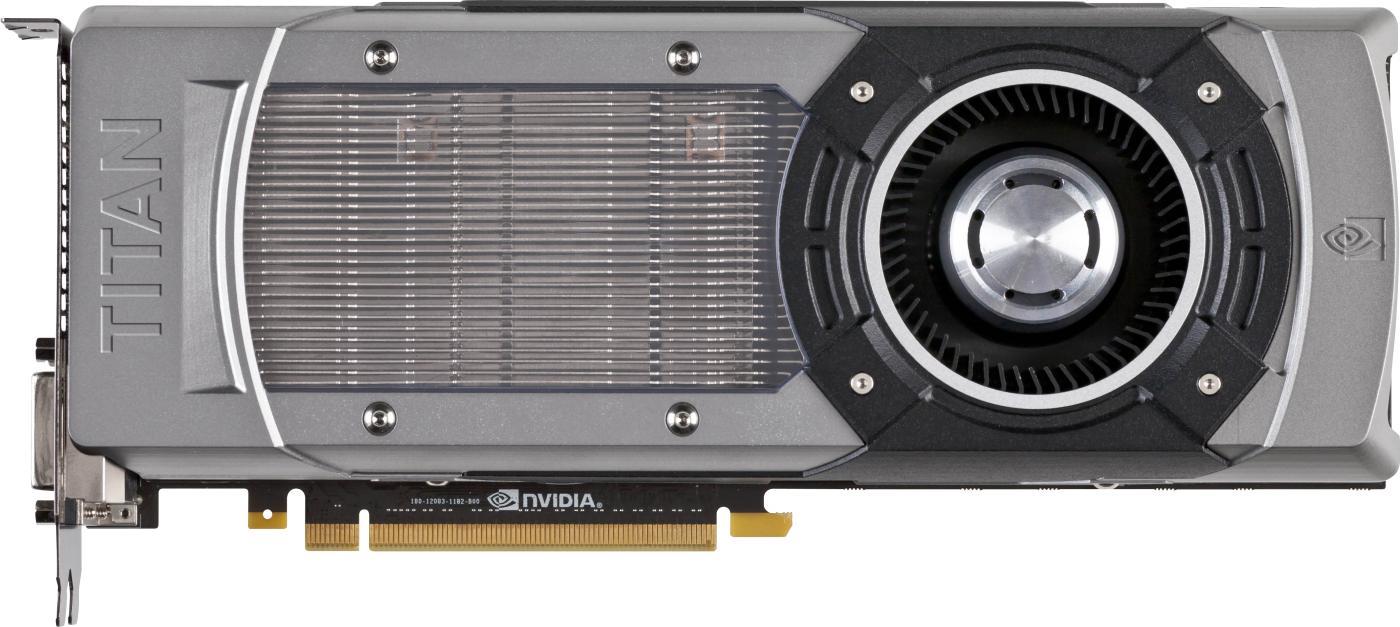 EVGA GeForce GTX Titan SC