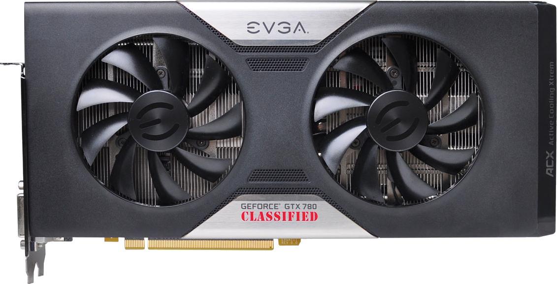 EVGA GeForce GTX 780 Classified w/ ACX Cooler