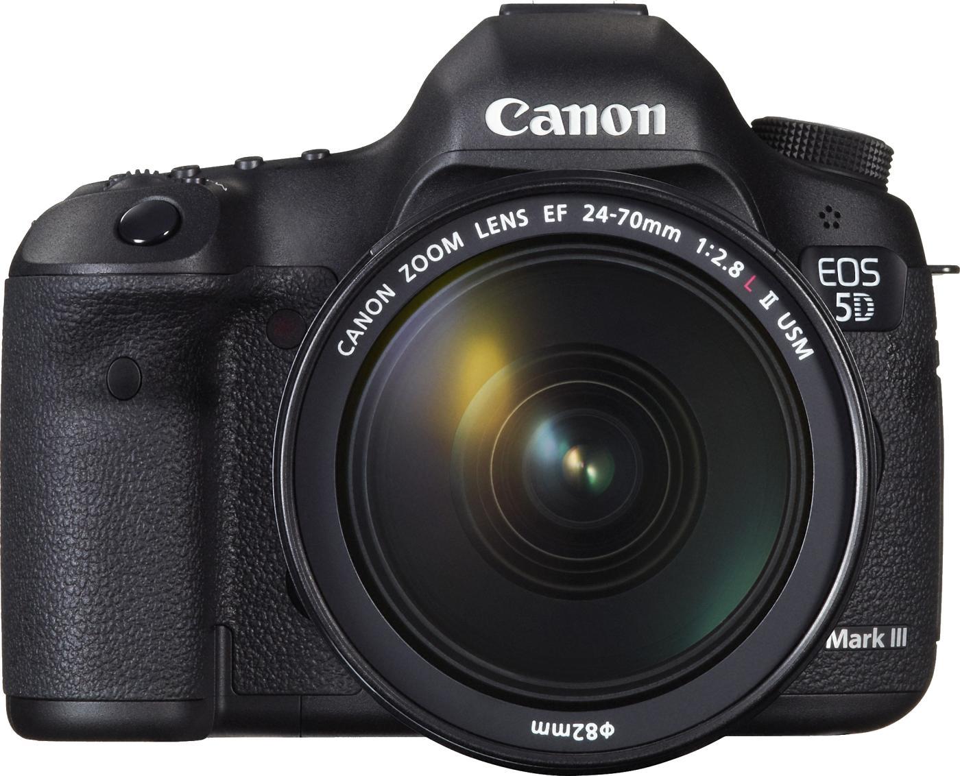 Canon EOS 5D Mark III + Canon EF 24-70mm