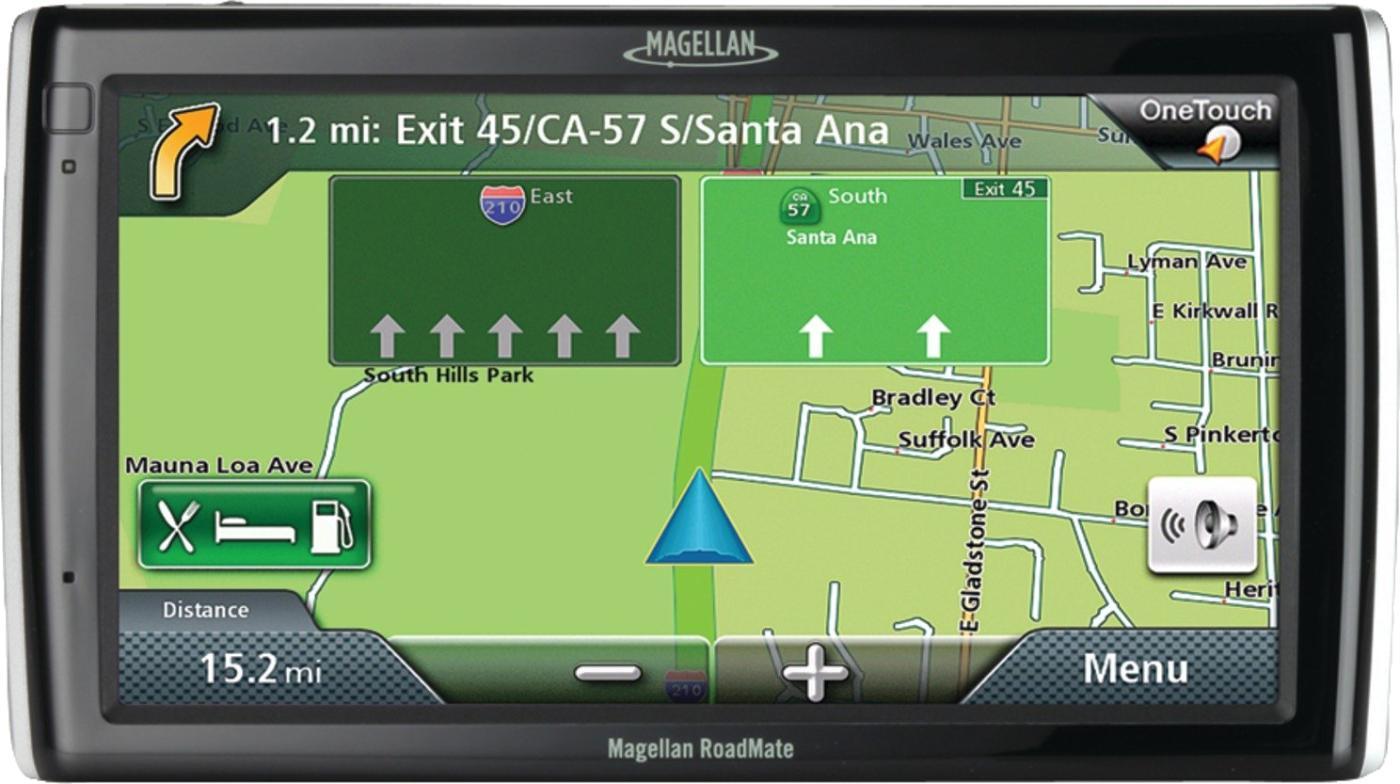 Magellan RoadMate 9055-LM