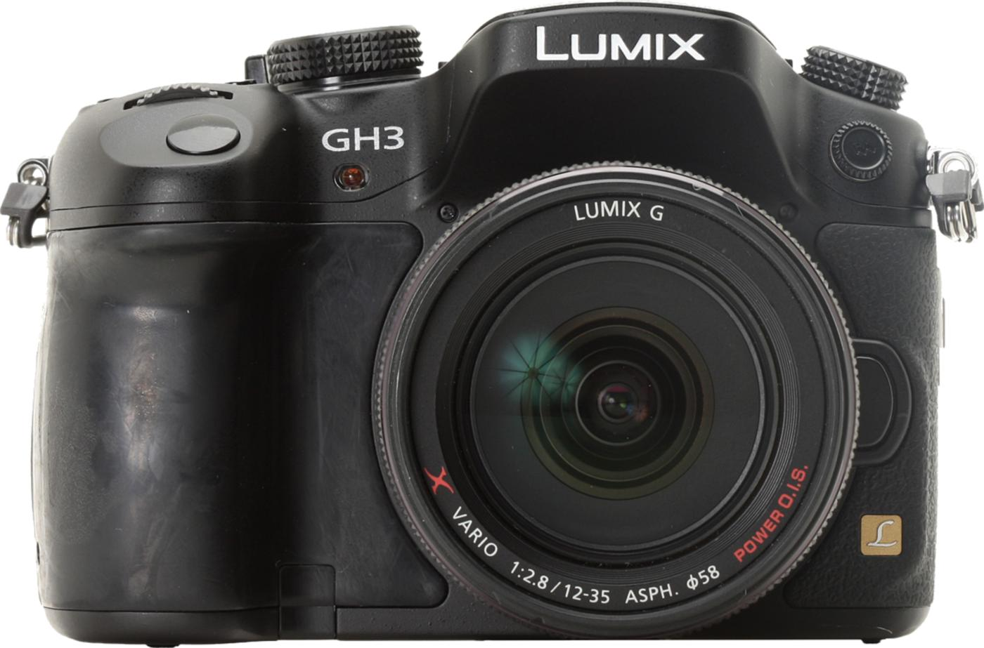 Panasonic Lumix DMC-GH3 + Lumix G X Vario 12-35mm F2.8 ASPH Power OIS
