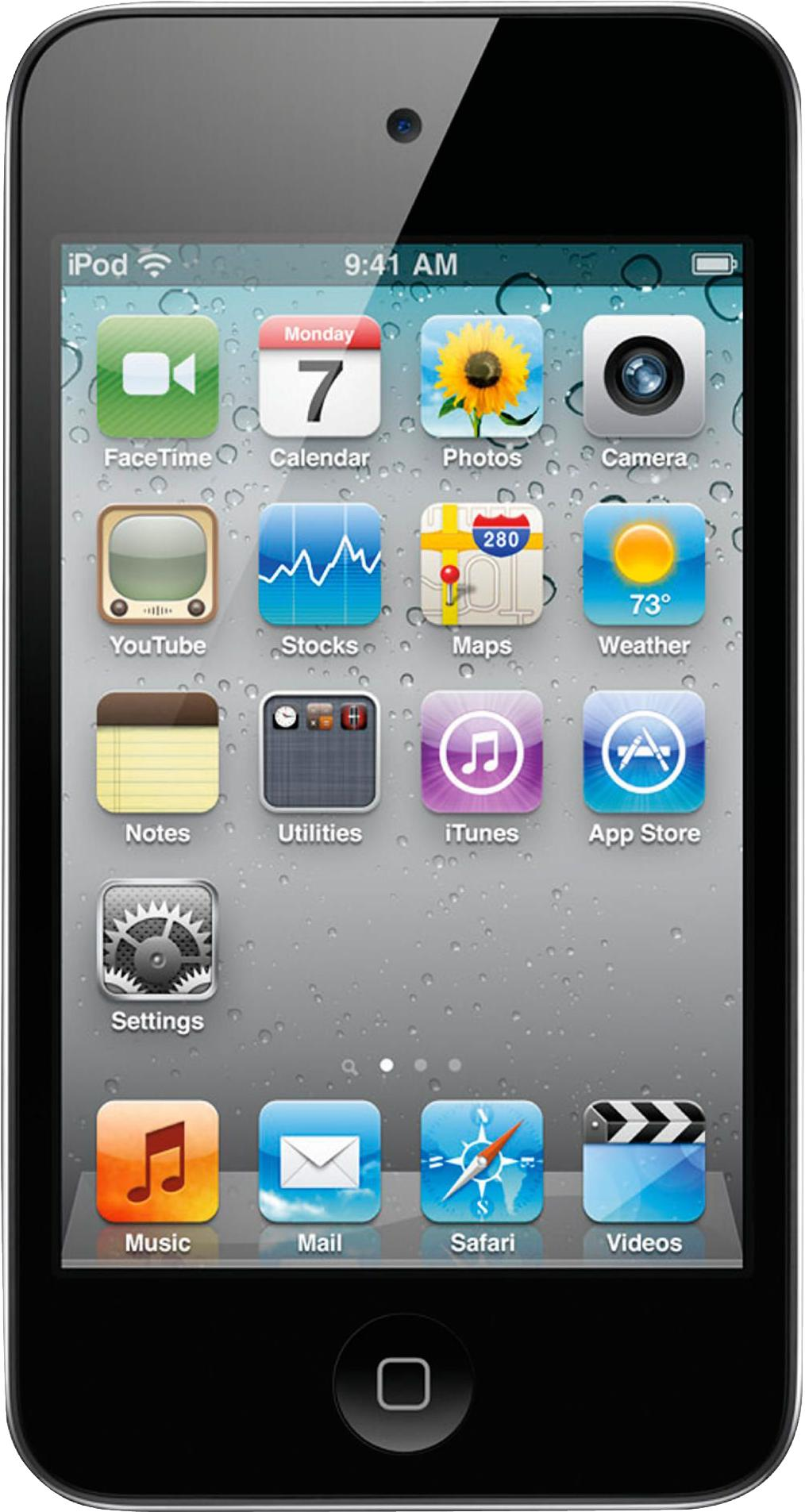 ipod touch marketing plan