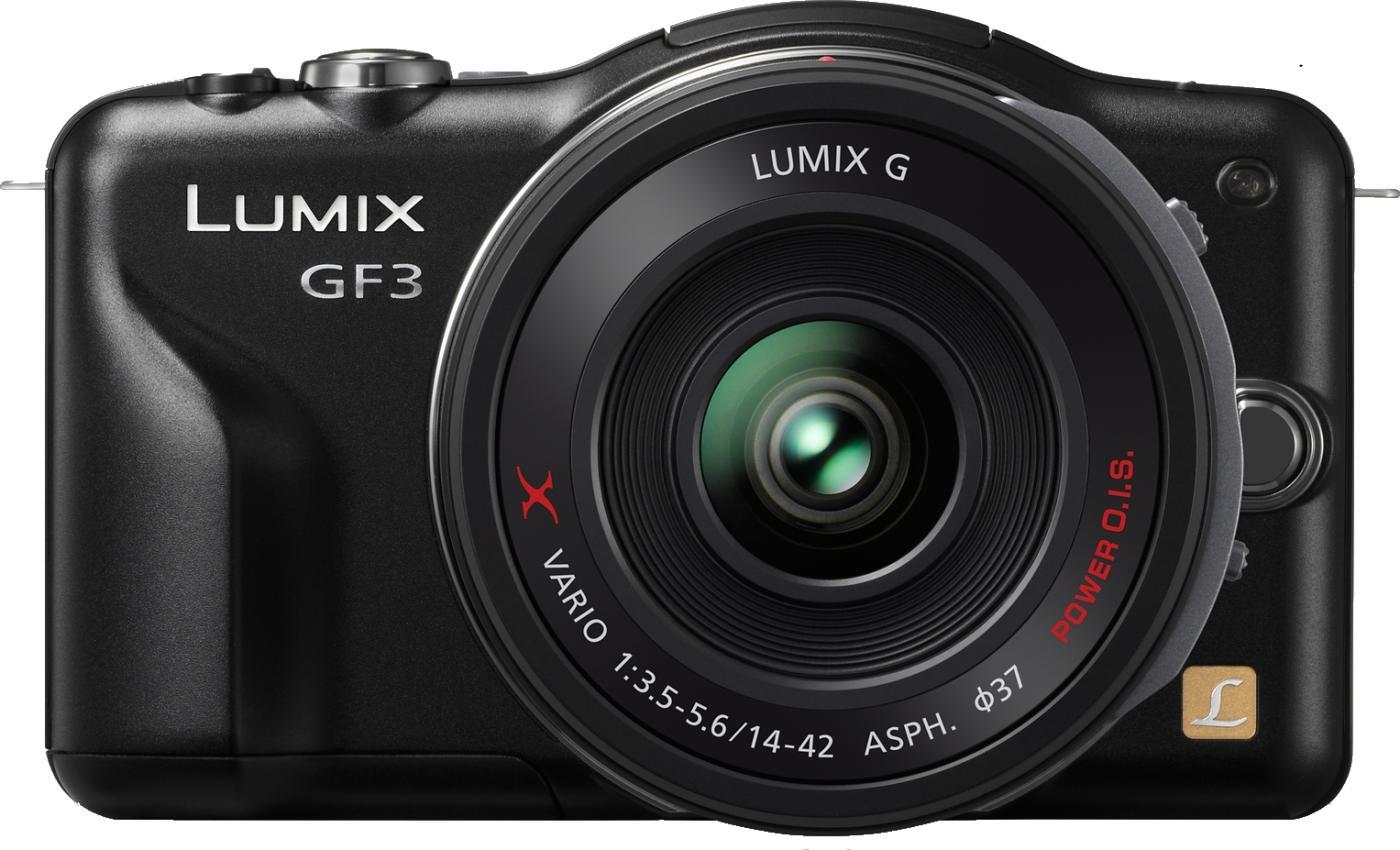 Panasonic Lumix DMC-GF3 + Lumix G X Vario PZ 14-42mm