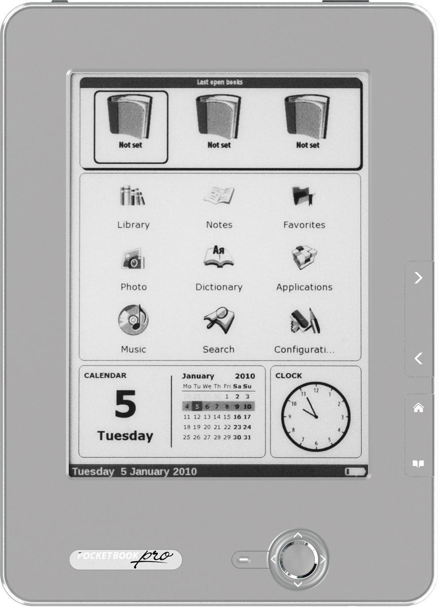 PocketBook PocketBook Pro 603