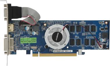 Gigabyte HD 6450 1GB Rev. 2