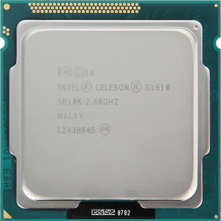 Intel Celeron G555