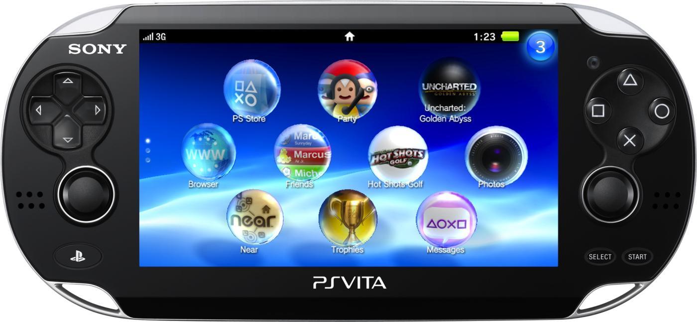 Sony Vita 3G