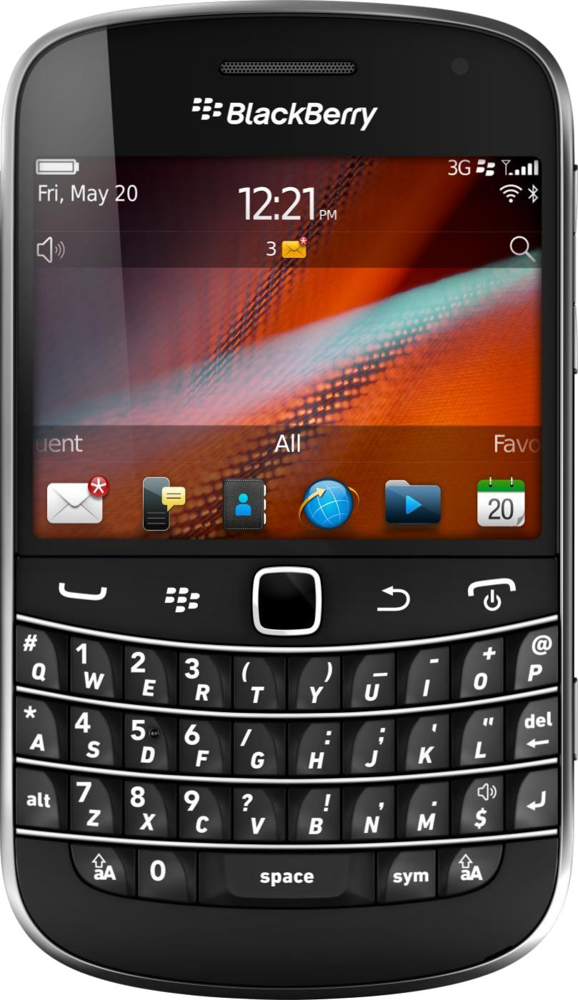 RIM BlackBerry Bold Touch 9900