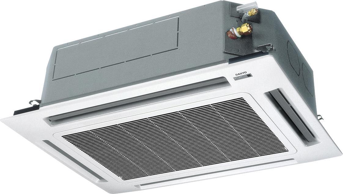 Sanyo Ceiling Recessed Air Conditioner 42XW72R