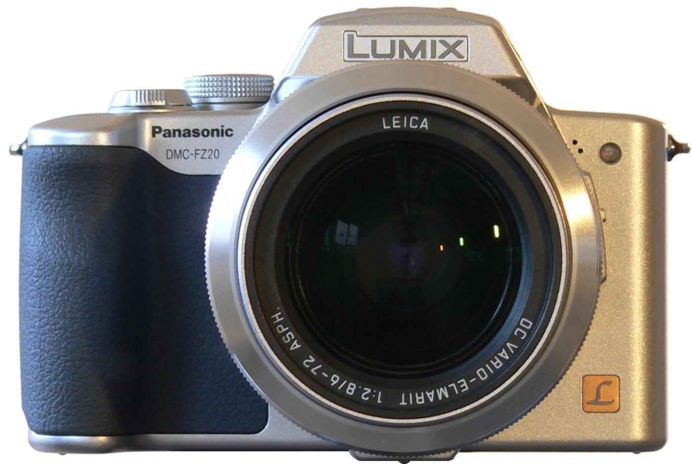 Panasonic Lumix DMC-LZ20