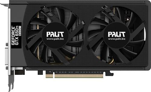 Palit GeForce GTX 650 Ti Boost OC 1GB