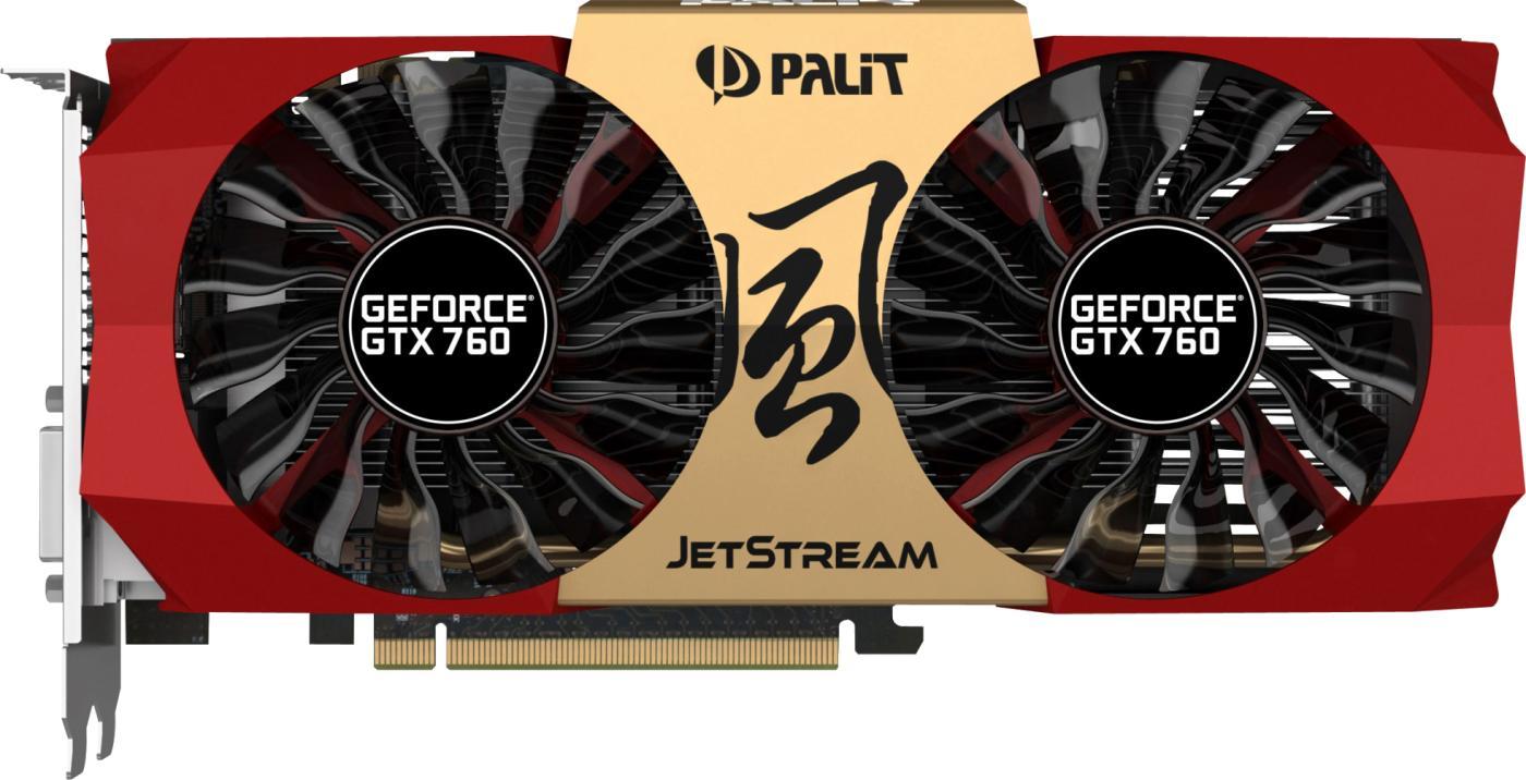Palit GeForce GTX 760 JetStream