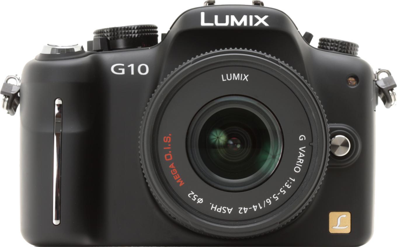 Panasonic Lumix DMC-G10 + Lumix G Vario 14-42mm/ F3.5-5.6 ASPH./ MEGA O.I.S.