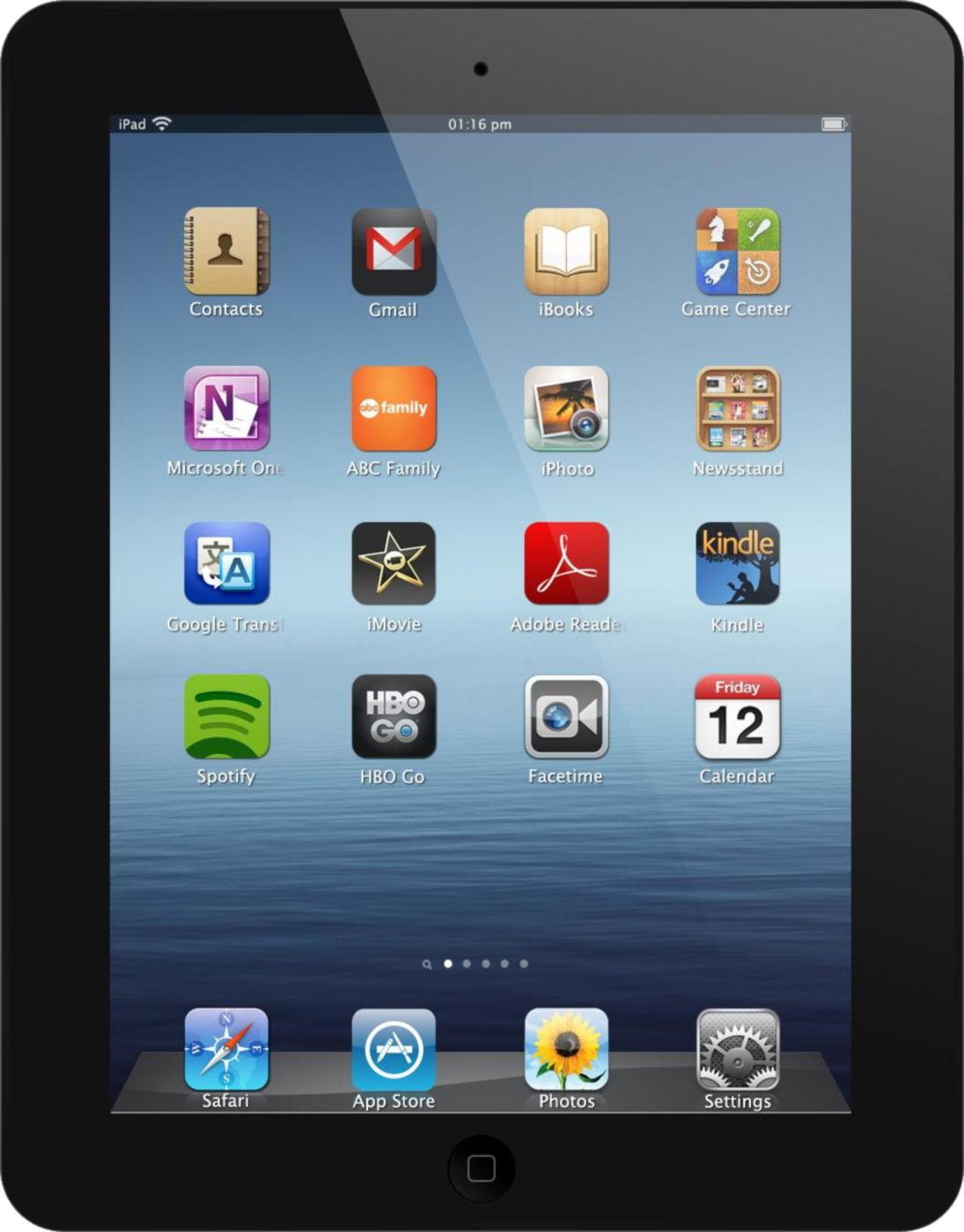 Apple iPad 4 WiFi + Cellular LTE