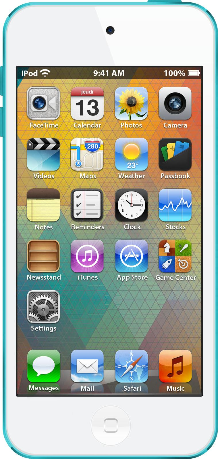 Apple iPod 5 touch 64G