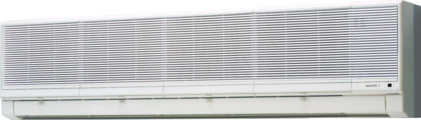 Sanyo Wall Mounted Heat Pump - 26KHHS72R KH2672R