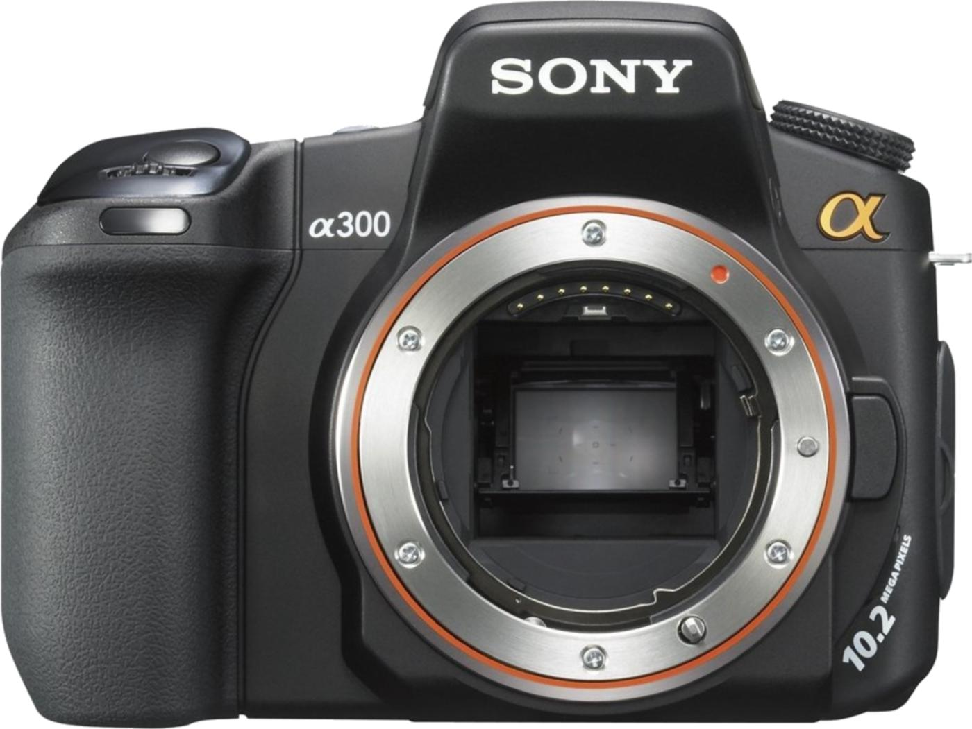 Sony A300 DSLR