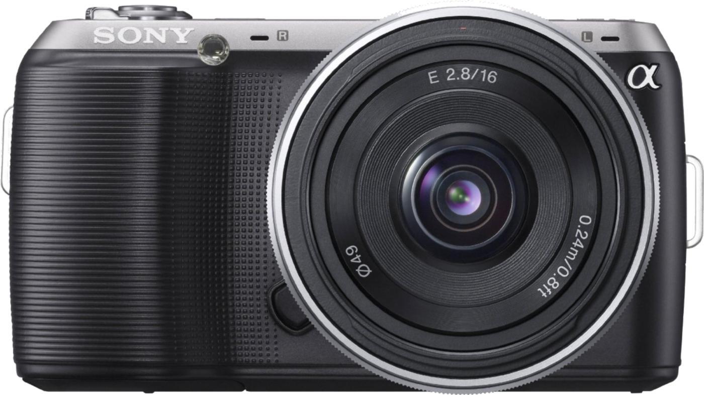 Sony Alpha NEX-C3  + Sony 16mm f/2.8 Wide-Angle