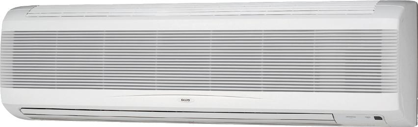 Sanyo Wall Mounted Air Conditioner - 26KS72R KH2672R