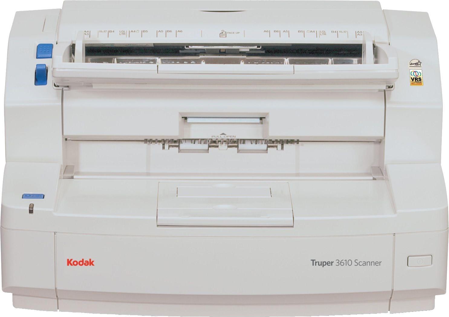 Kodak Rotary Scanner