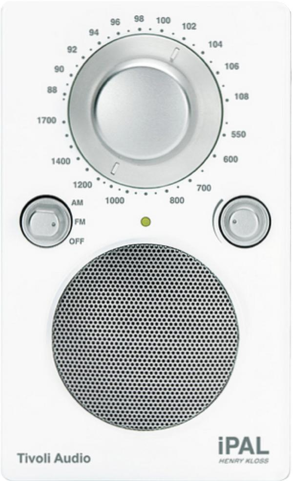 Tivoli Audio Portable Audio Laboratory iPAL