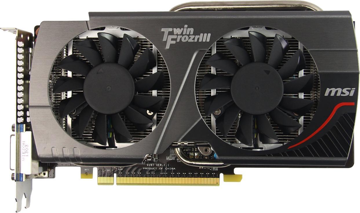 MSI GeForce GTX 650 Ti Boost Gaming