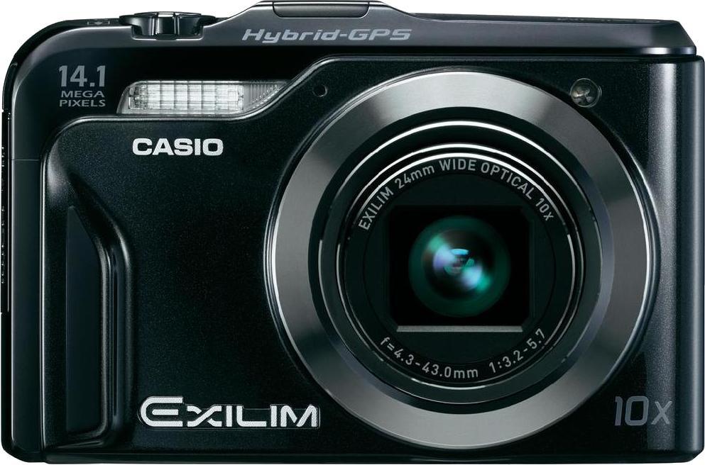 Casio Exilim EX-H20G