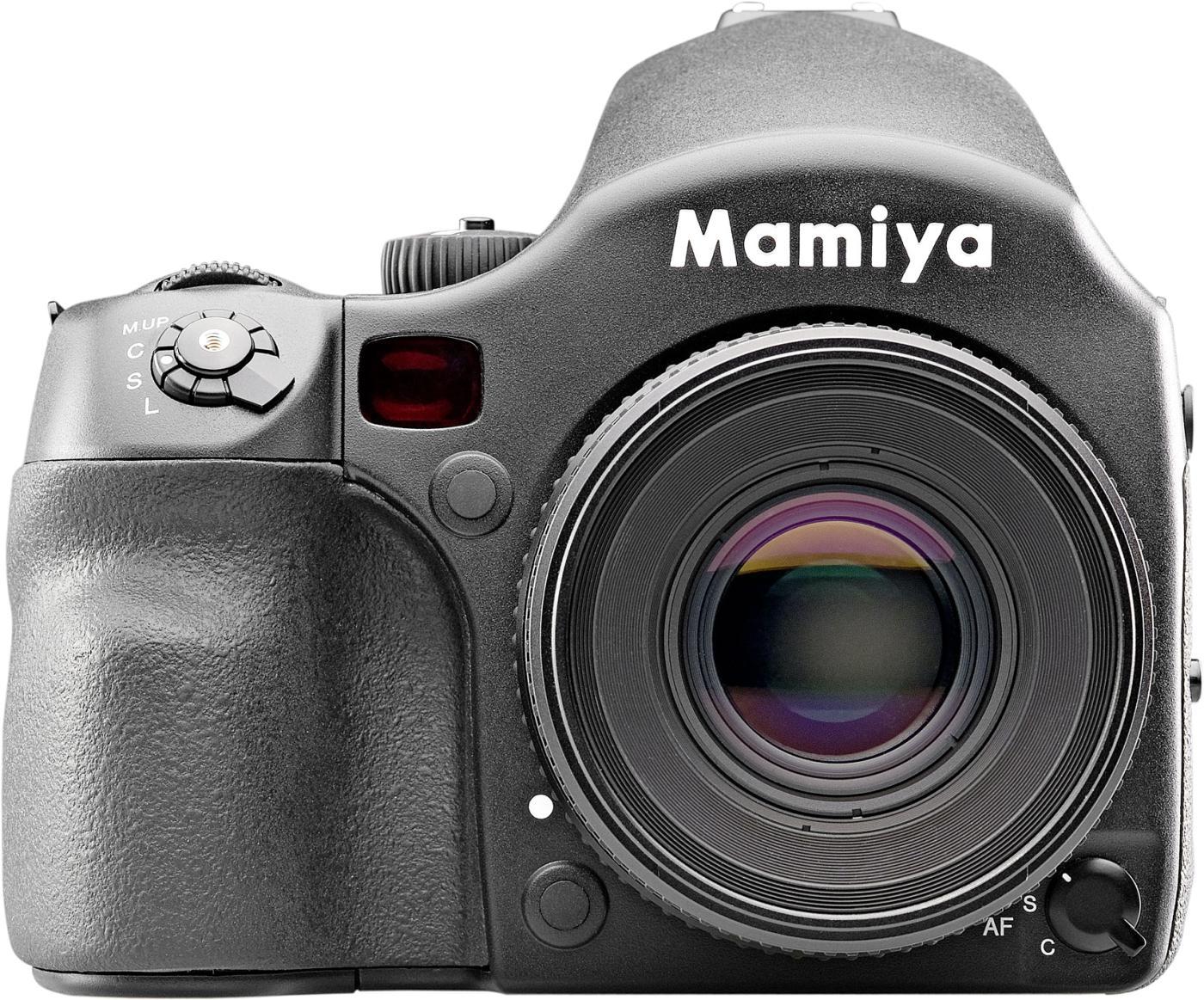 Mamiya ZD Back