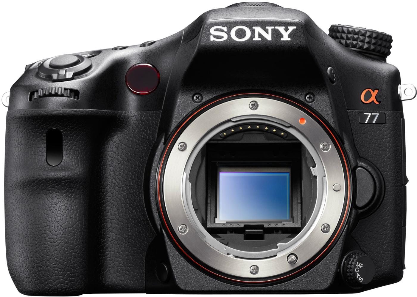 Sony SLT - A77