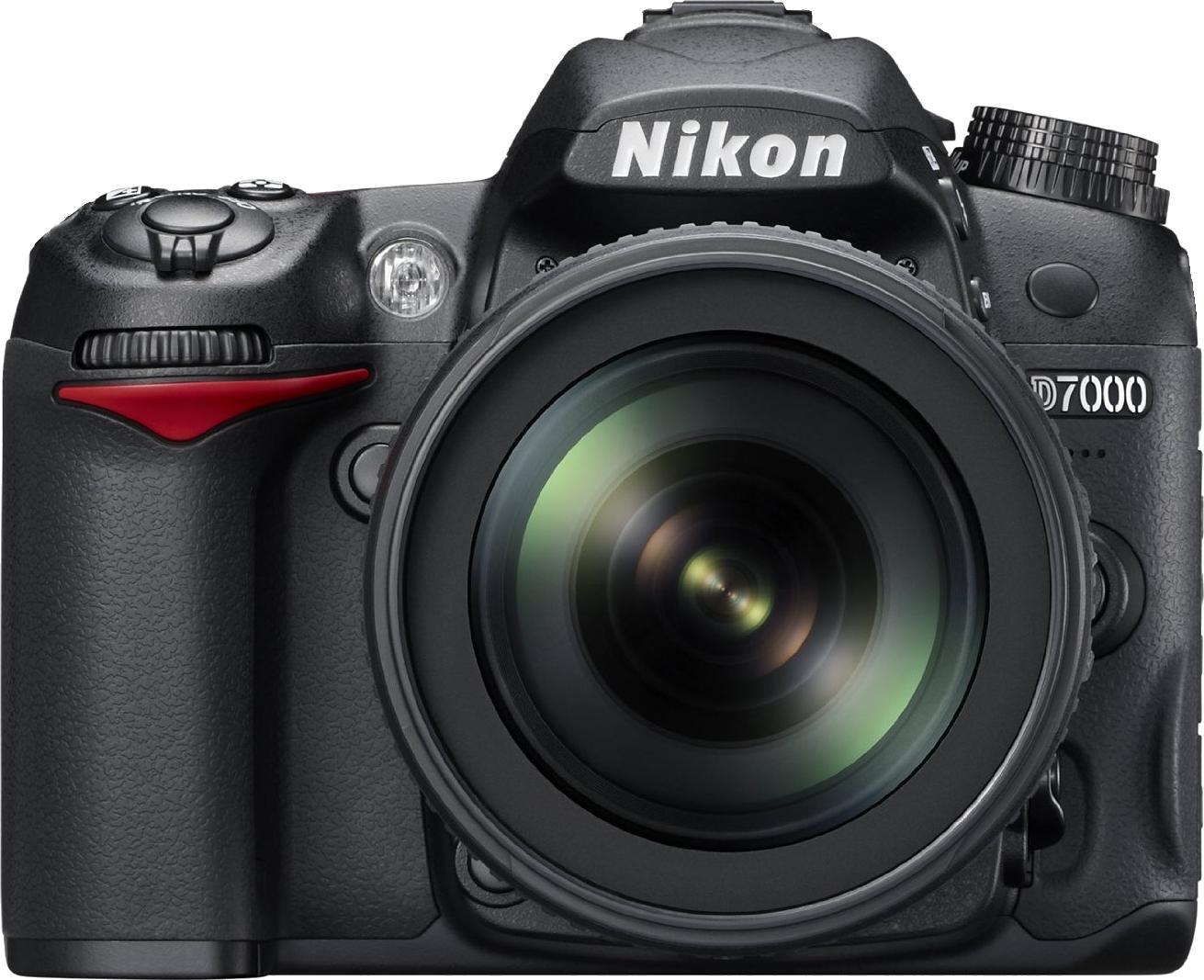 Nikon D7000 + Nikkor AF-S DX 18-105mm f/3.5-5.6 G ED VR