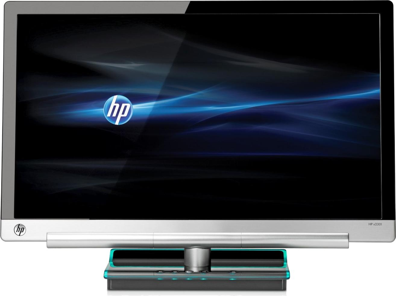 HP x2301 23 inch Diagonal LED Monitor
