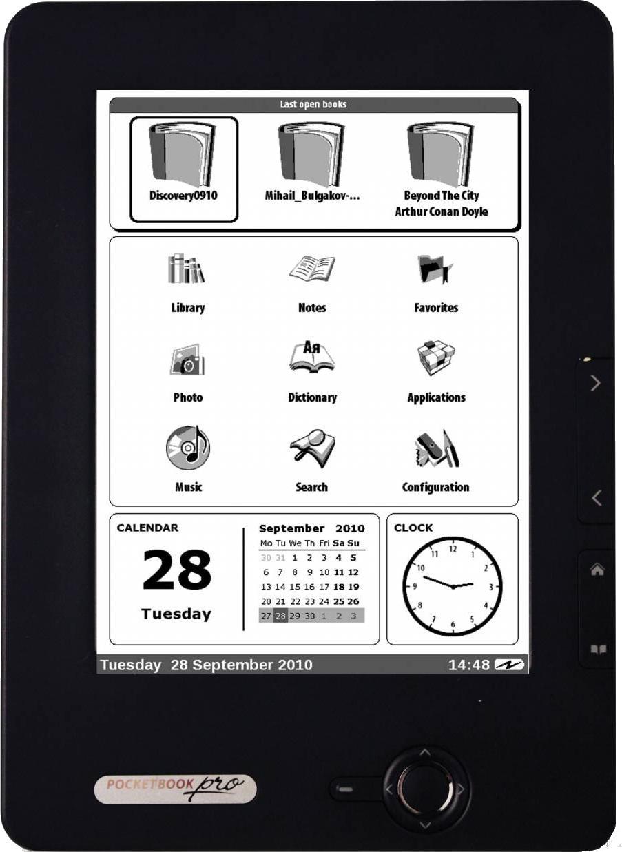 PocketBook PocketBook Pro 602