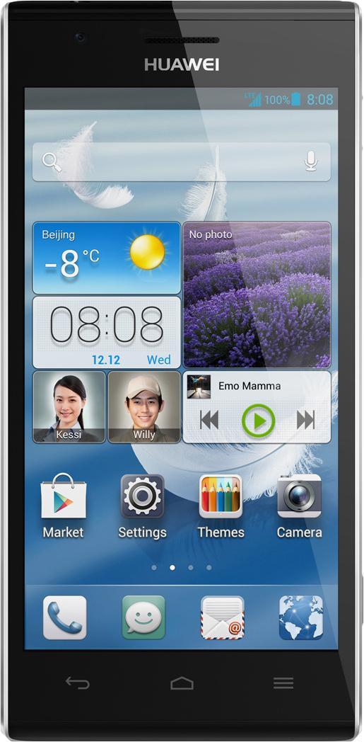 Huawei Ascend P2 LTE