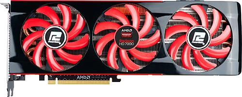 PowerColor HD 7990 V2