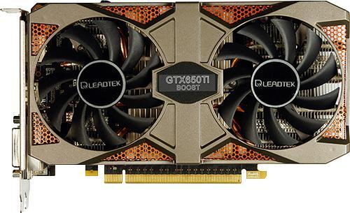 Leadtek GeForce WinFast GTX 650 Ti Boost OC