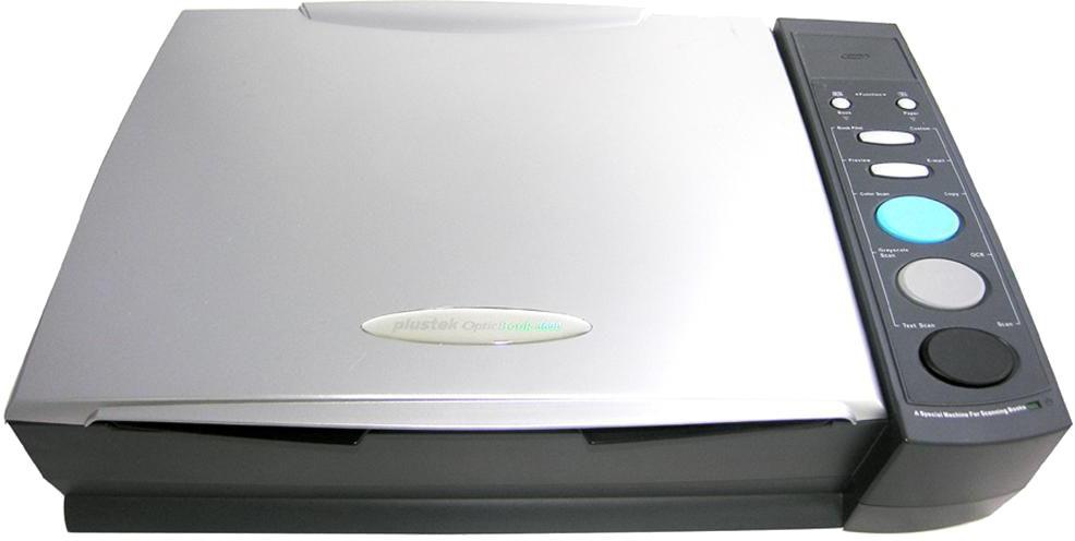 Plustek OpticBook 3600