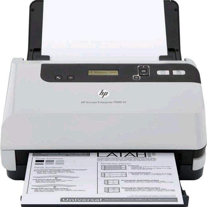 HP Scanjet Enterprise 7000 s2