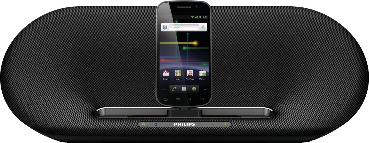 Philips Fidelio AS851/37 Android Bluetooth