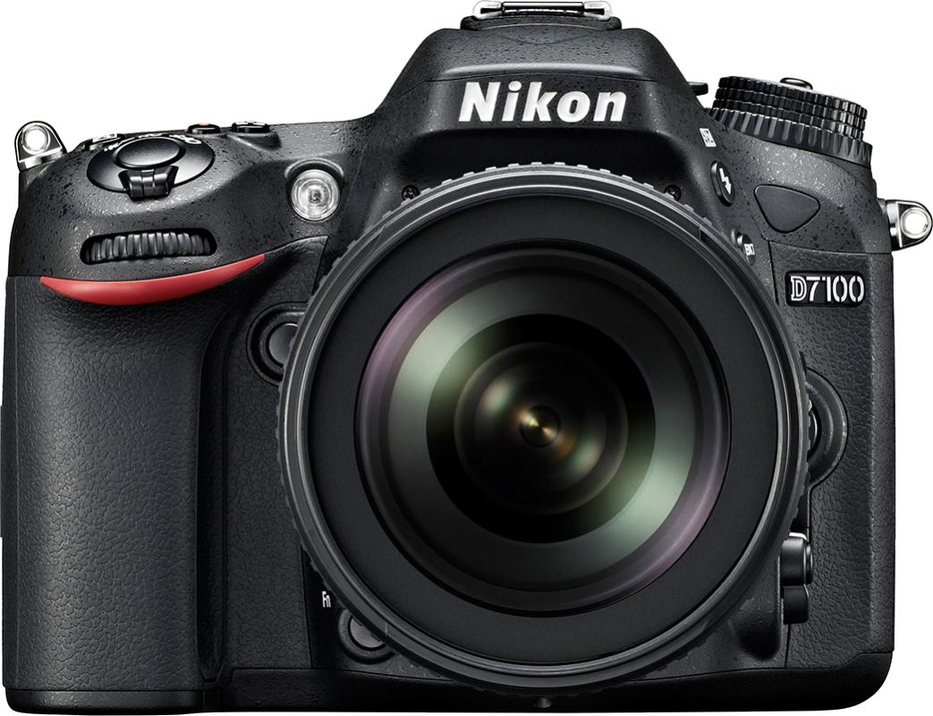 Nikon D7100 + 18-105mm f/3.5-5.6G ED VR DX