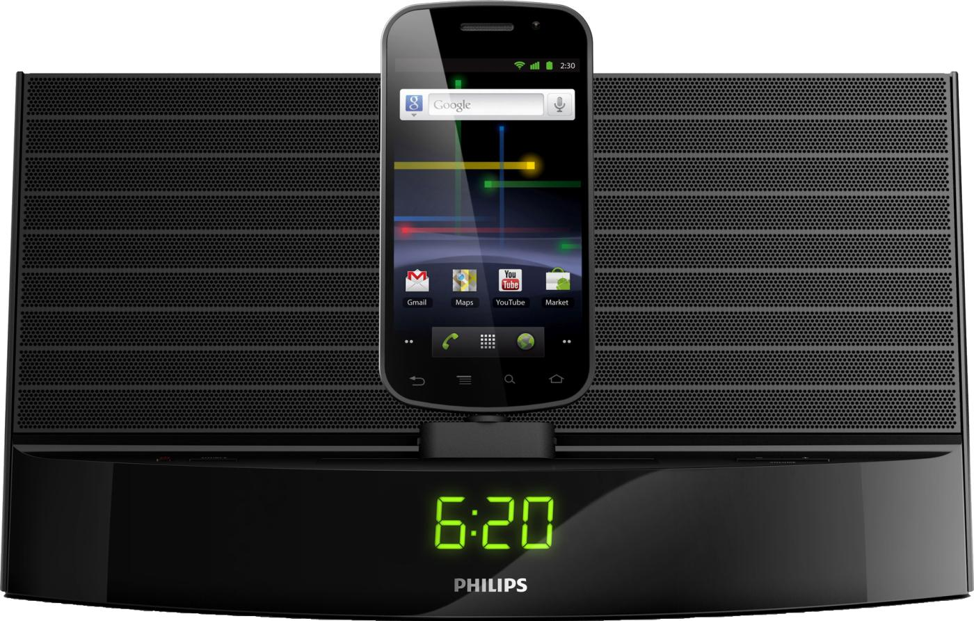 Philips Fidelio AS140 Bluetooth Android