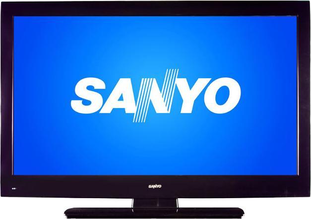 """Sanyo 46"""" LCD"""