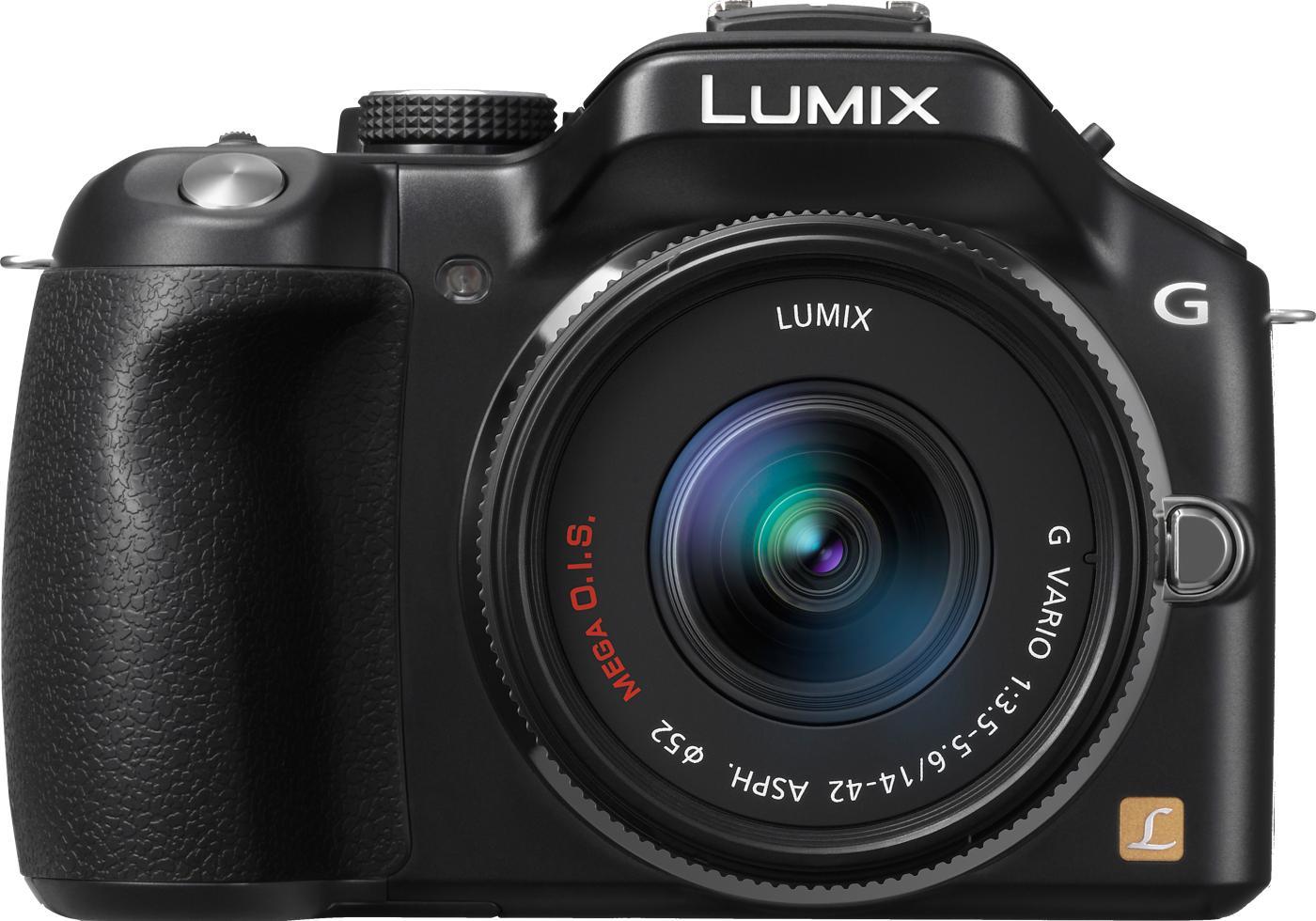 Panasonic Lumix DMC-G5 + Lumix G Vario 14-42mm/ F3.5-5.6 ASPH./ MEGA O.I.S
