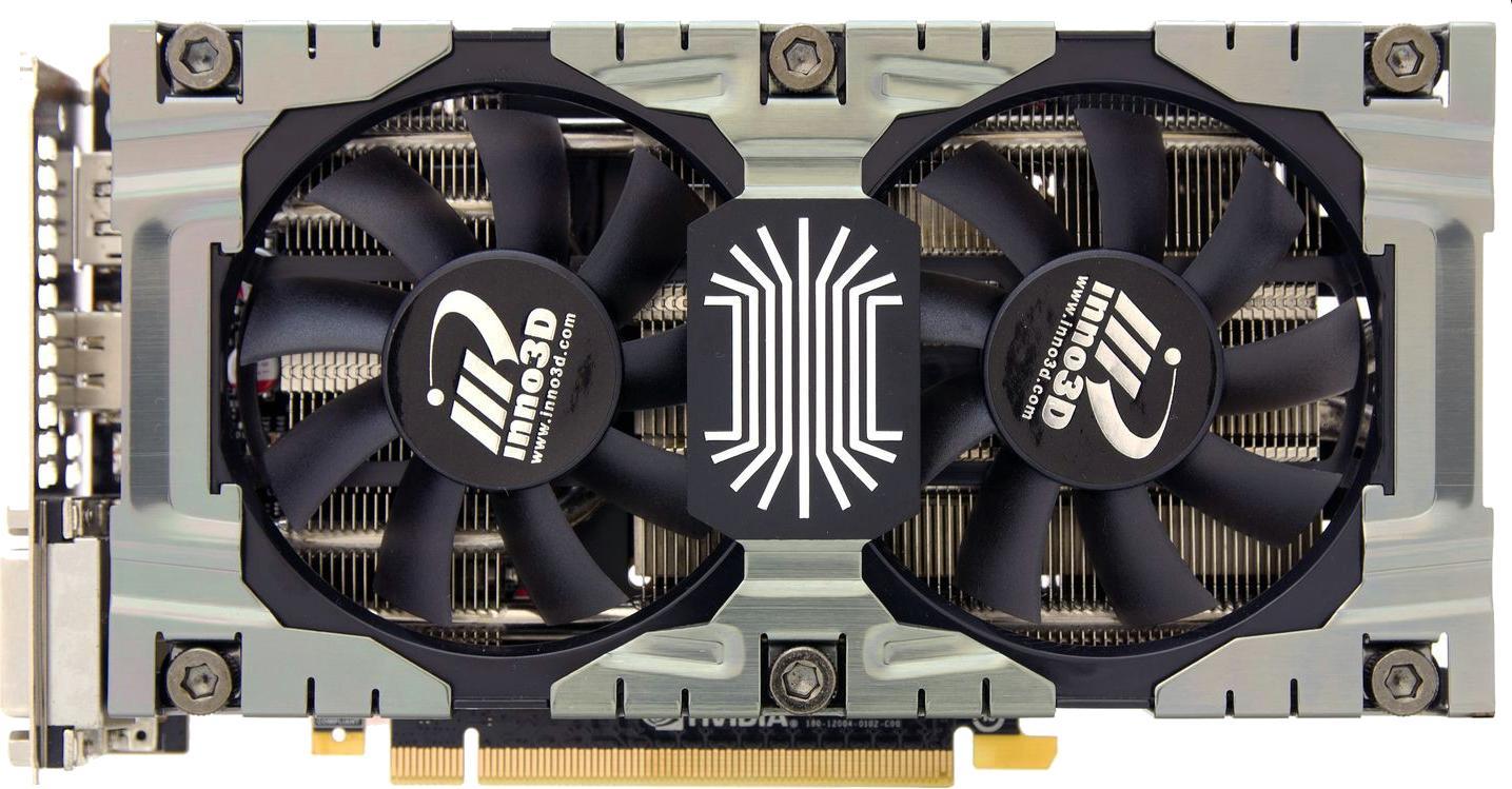 Inno3D GeForce GTX 650 Ti Boost