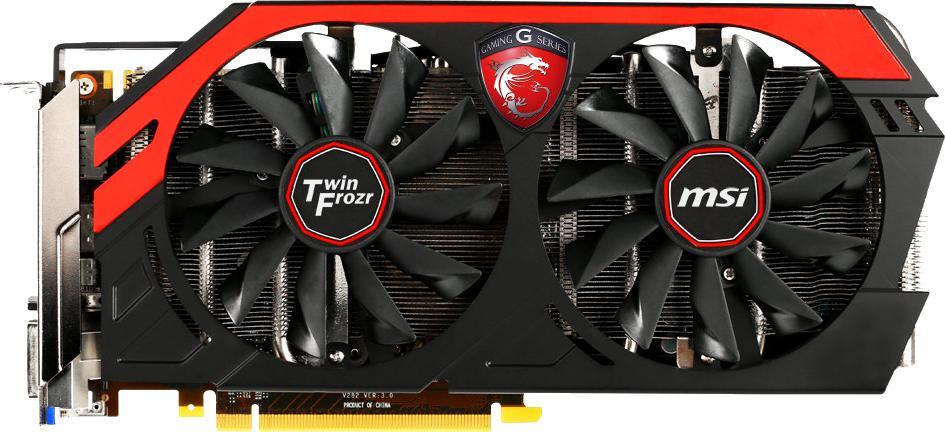 MSI GeForce GTX 780 Gaming