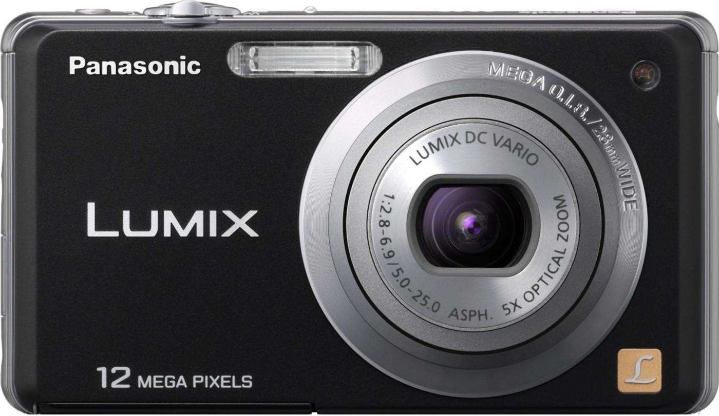 Panasonic Lumix DMC-FH1