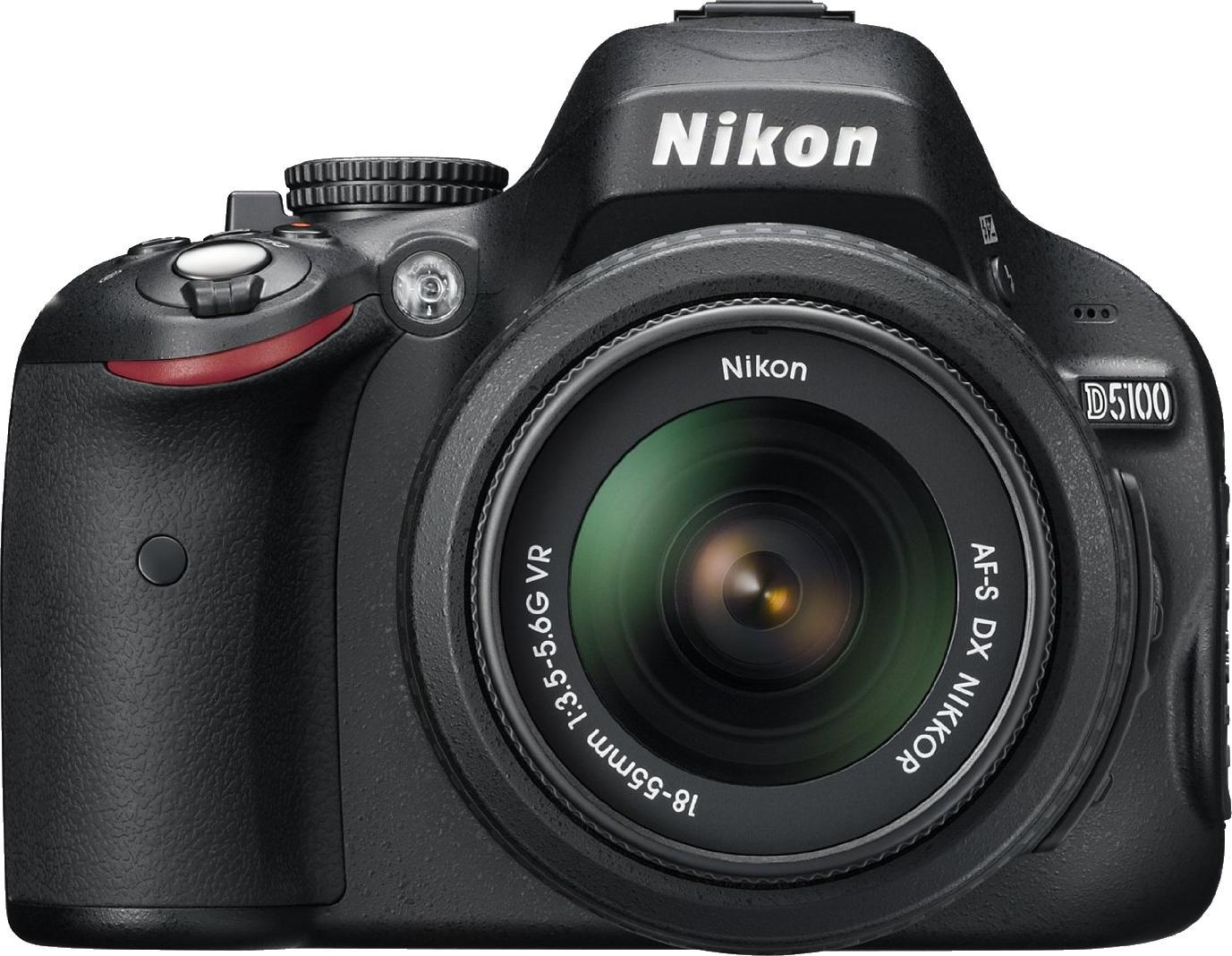 Nikon D5100 + Nikkor AF-S DX 18-55mm f/3.5-5.6G VR